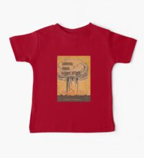 Survival, Atomic, Atomic Bomb, Attack, Poster, 1950 Baby Tee
