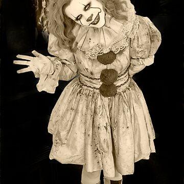 Clowning around by GeordieBoi