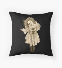Clowning around Floor Pillow