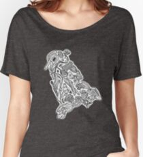 Animalia - Metozoa - Evolution Women's Relaxed Fit T-Shirt