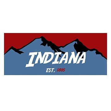 Indiana Mountains by AdventureFinder