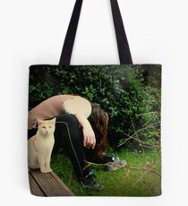 Running Buddy Tote Bag