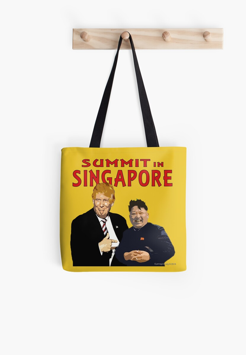 Summit in Singapore by EyeMagined