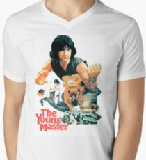 The Young Master Men's V-Neck T-Shirt