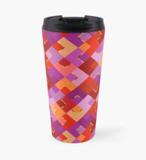Poppy Colors for Fun Travel Mug