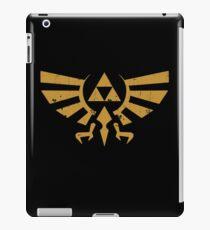 Triforce Crest - Legend of Zelda iPad Case/Skin