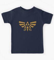 Triforce Crest - Legend of Zelda Kids Clothes