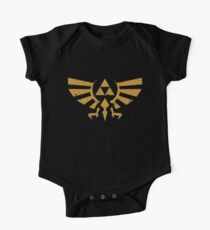Triforce Crest - Legend of Zelda One Piece - Short Sleeve
