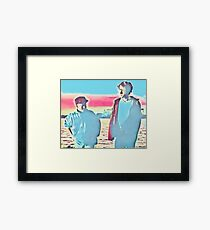The Adventures of Pete and Pete Framed Print