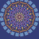 I Declare World Peace Mandala IDWP by IDWP