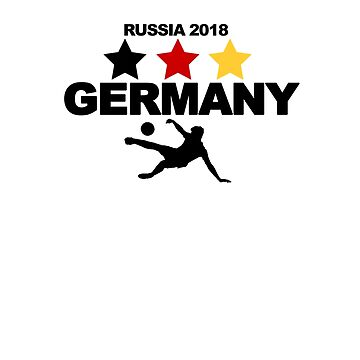 Germany in Russia 2018 by phil009