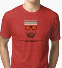 """The Royal Tenenbaums"" Richie Tenenbaum Tennis Match Tri-blend T-Shirt"