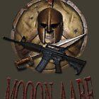 Molon Labe Spartan by Larry Oates