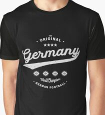Germany World Champions Grafik T-Shirt