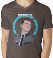 Detroit: Become Human Men's V-Neck T-Shirt