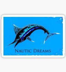 Nautic Dreams Sticker