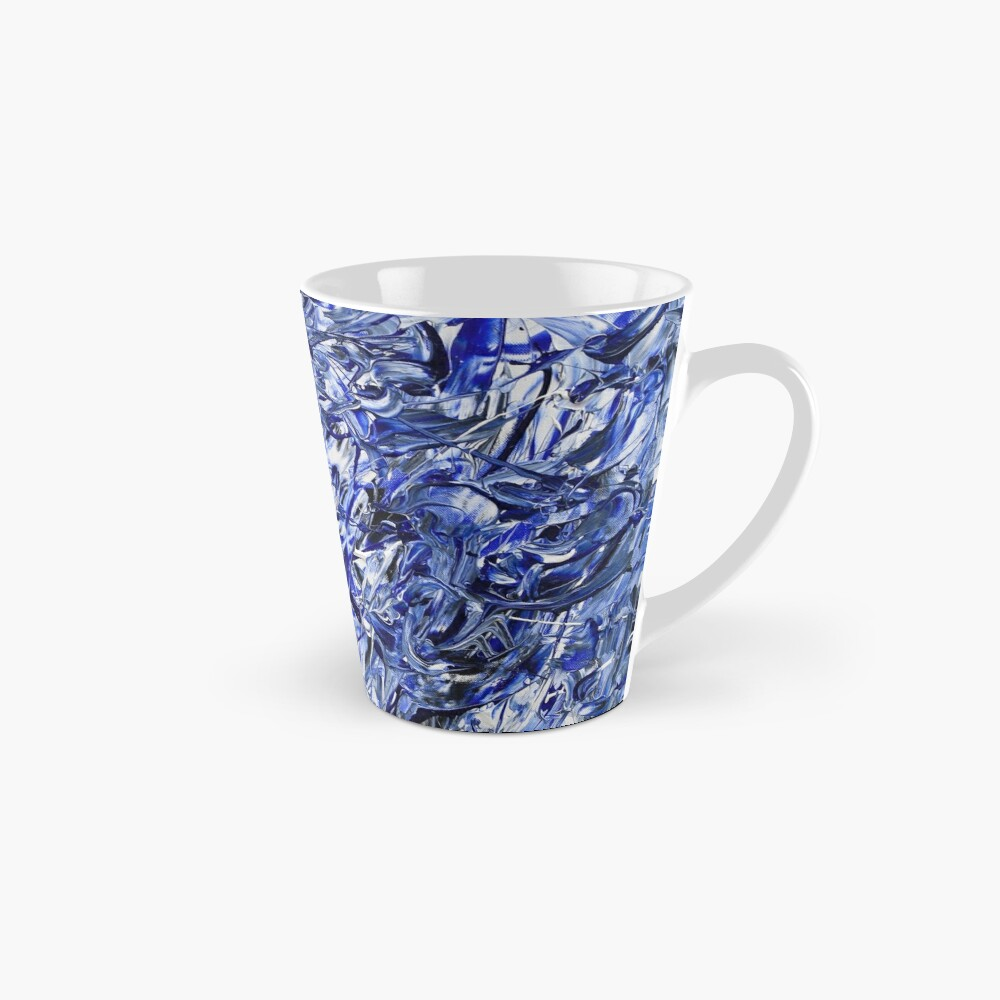 Waves IV Tall Mug