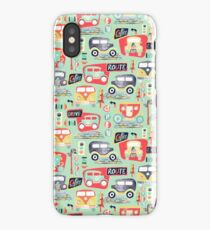 Travel Back in Time iPhone Case