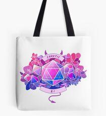 LGBT RPG - Chaotic Bi Tote Bag