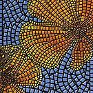 California Poppy (swirl) by Kinnally