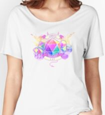 LGBT RPG - Chaotic Gay Women's Relaxed Fit T-Shirt