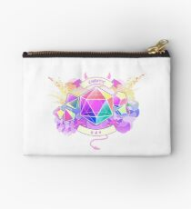 LGBT RPG - Chaotic Gay Zipper Pouch