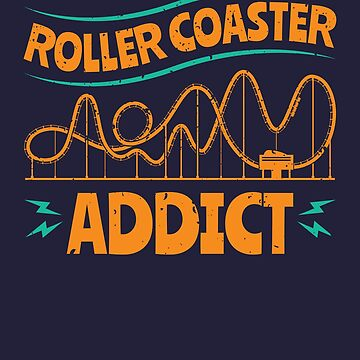 Roller Coaster Addict by jaygo