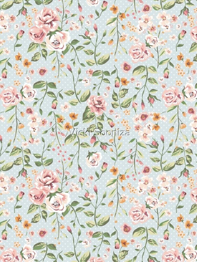 Zarte Blumen von AliceChaine