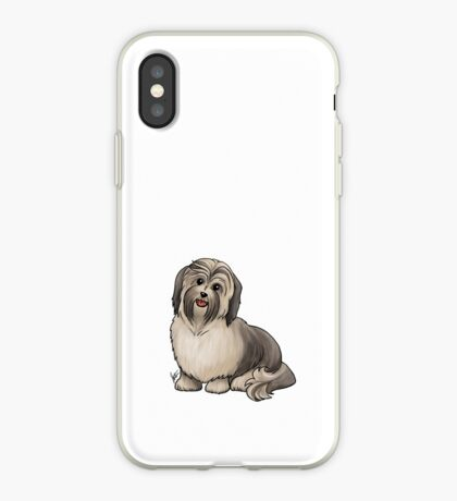 Havanese Dog iPhone Case