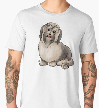 Havanese Dog Men's Premium T-Shirt