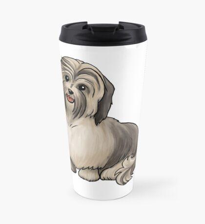 Havanese Dog Travel Mug