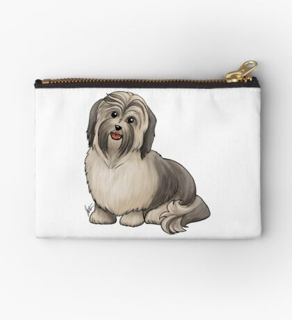 Havanese Dog Studio Pouch
