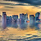 Boston, The Day After, Year 2020 by Jack DiMaio