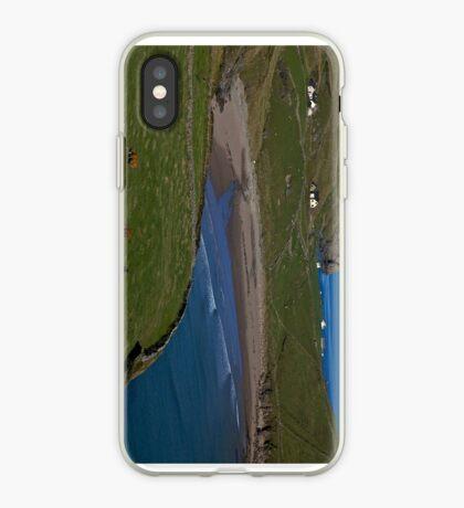 Traloar Beach, Muckross Head, Donegal iPhone Case
