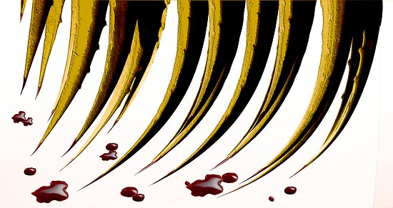 RED QUILL by Paul Quixote Alleyne