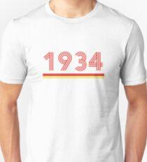 1934 Unisex T-Shirt