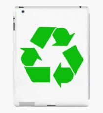 Leonard's Other Recycling Symbol iPad Case/Skin