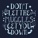 Book Quotes Muggles by Katy Rochelle