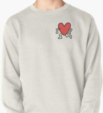 Keith Haring Heart Pullover
