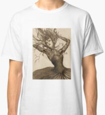Camiseta clásica Dancing Tree Girl