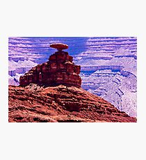 Mexican Hat Photographic Print