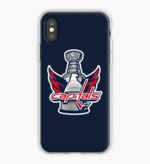 Caps Stanley Cup Finals iPhone Case