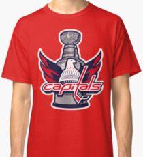 Caps Stanley Cup Finals Classic T-Shirt c3779e4ab