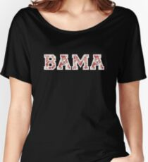 BAMA | Floral 3 Women's Relaxed Fit T-Shirt