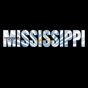 Mississippi License Plate by VsTheInternet