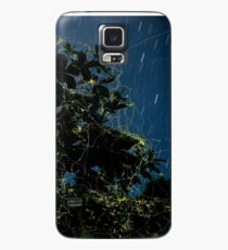 Fireflies Swarming Case/Skin for Samsung Galaxy