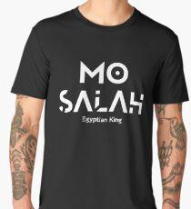 Mohamed Salah Egyptian King liverpoll player tee Men's Premium T-Shirt