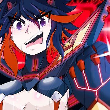 Ryuko Matoi KillLaKill NoxxyVoxxy by NoxxyVoxxy
