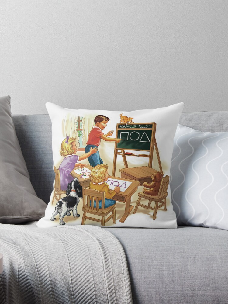 dick and jane play school by larry ruppert
