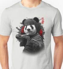 NINJA PANDA Unisex T-Shirt